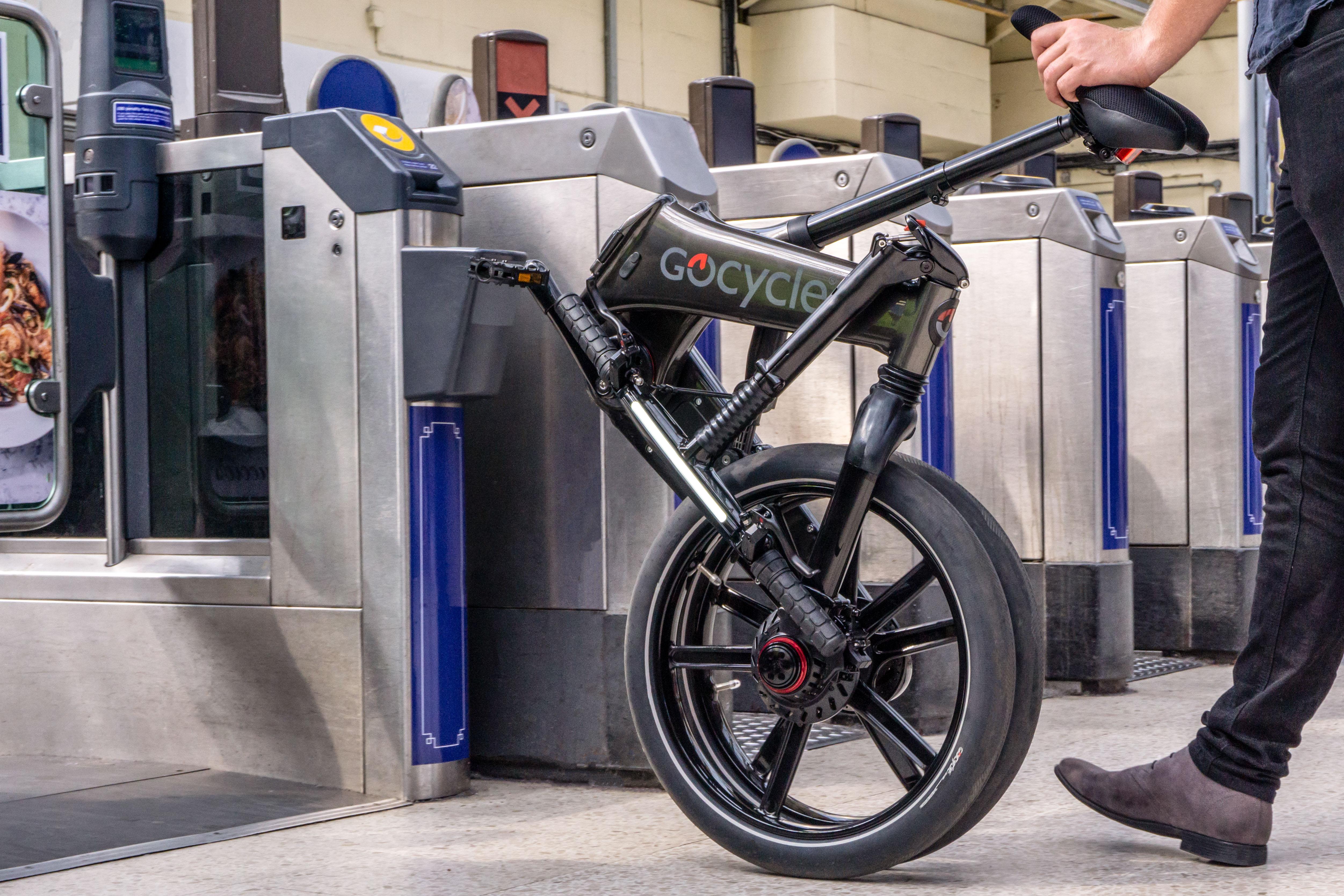 Gocycle GXi-13